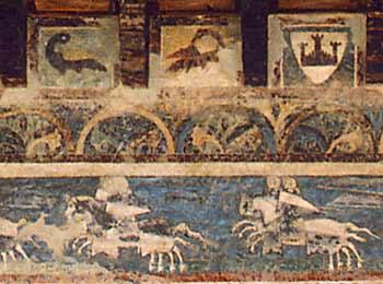 Loggia dei cavalieri a treviso - Chi erano i cavalieri della tavola rotonda ...