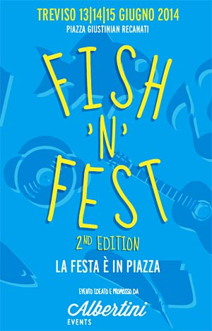 fish 'n' fest 2014 a treviso