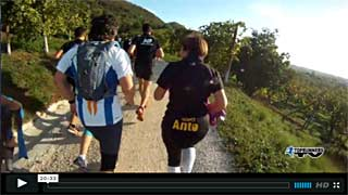 video prosecco trail 2013