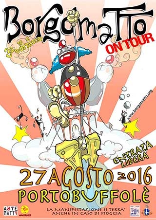 borgomatto on tour 2016 portobuffolè