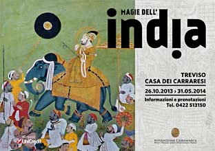 mostra magie dell'india