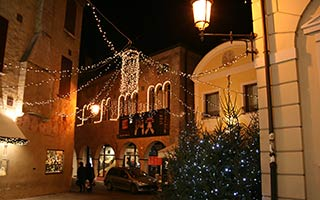 visite guidate a treviso a natale